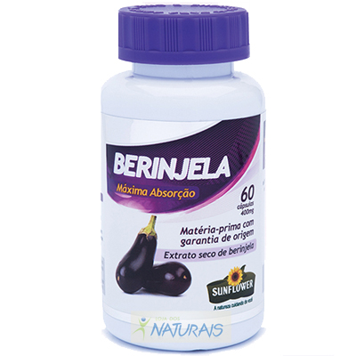BERINJELA-60-CAPSULAS-500mg-SUNFLOWER