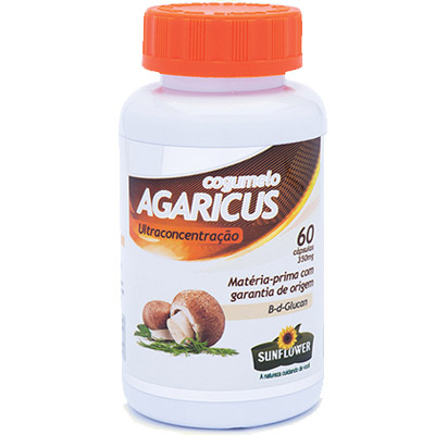 COGUMELO-AGARICUS-60-CAPSULAS-COM-250MG-SUNFLOWER