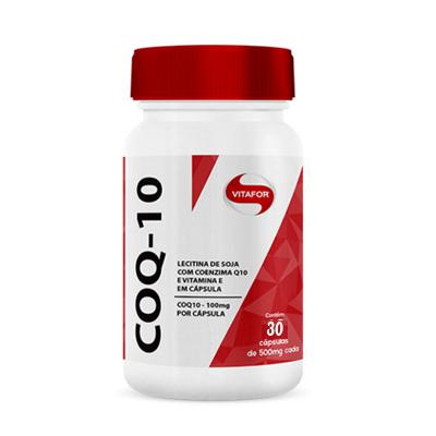 COQ10--VITAFOR--30-CAPSULAS