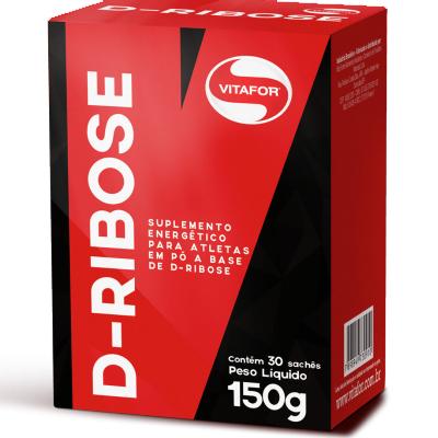 D-RIBOSE--30-SACHES-DE-5G-VITAFOR