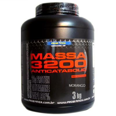 MASSA-3200-ANTICATABOLIC-3Kg-PROBIOTICA