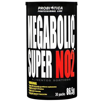 MEGABOLIC-SUPER-NO2-30-PACOTES-PROBIOTICA