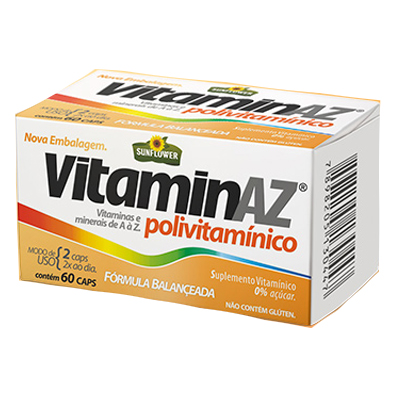 VITAMINAZ---POLIVITAMÍNICO-60-CAPS---650MG-SUNFLOWER
