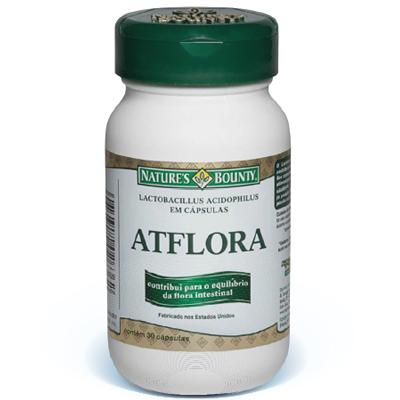 ATFLORA PROBIOTIC ACIDOPHILUS 30 CAPSULAS NATURES BOUNTY