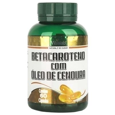 BETACAROTENO-COM-OLEO-DE-CENOURA-60-CAPSULAS