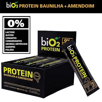 a1681c03a Loja dos Naturais - Bio2 protein bar barra de proteina 12 unidades ...