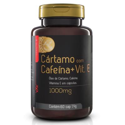 CARTAMO-COM-CAFEINA-e-VITAMINA-E-1000MG-UPNUTRI-60-CÁPSULAS---LINHA-PRIME
