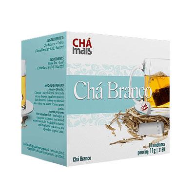 CHA-BRANCO-10-SACHES-11G-CHA-MAIS