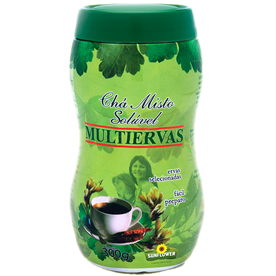 CHA-MISTO-MULTIERVAS-SOLUVEL-300G-SUNFLOWER