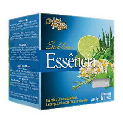 CHA-SUBLIME-ESSENCIA-10-SACHES---12G--CHA-MAIS