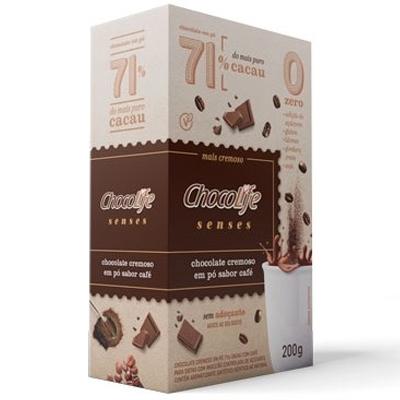 CHOCOLATE-CREMOSO-EM-PÓ-CHOCOLIFE-SENSES-CAFÉ-200G