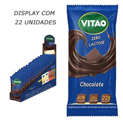 CHOCOLATE-ZERO-LACTOSE---24-Unidades-de-22g-VITAO
