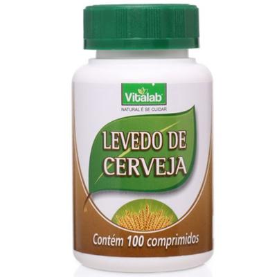 LEVEDO-DE-CERVEJA-100-COMPRIMIDOS-400MG-VITALAB