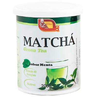 MATCHA-200G-MOSTEIRO-DEVAKAN---SABOR-MENTA