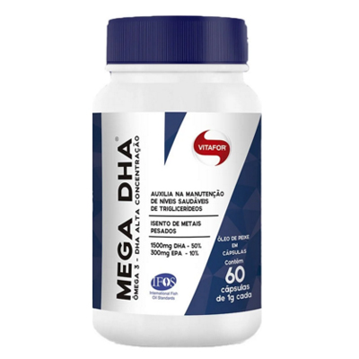 MEGA-DHA---OMEGA-3---60-CAPSULAS-VITAFOR
