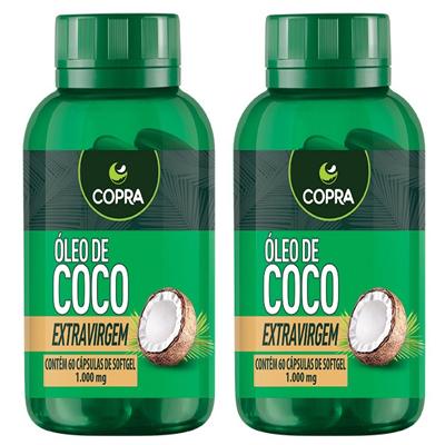 OLEO-DE-COCO-60-CAPSULAS-1G-COPRA---2-UNIDADES